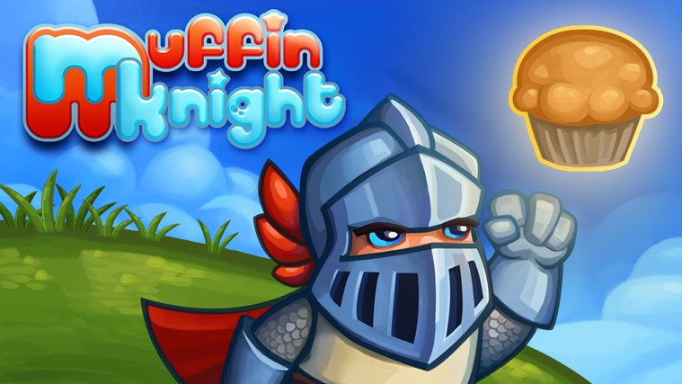 Muffin Knight screen shot 0