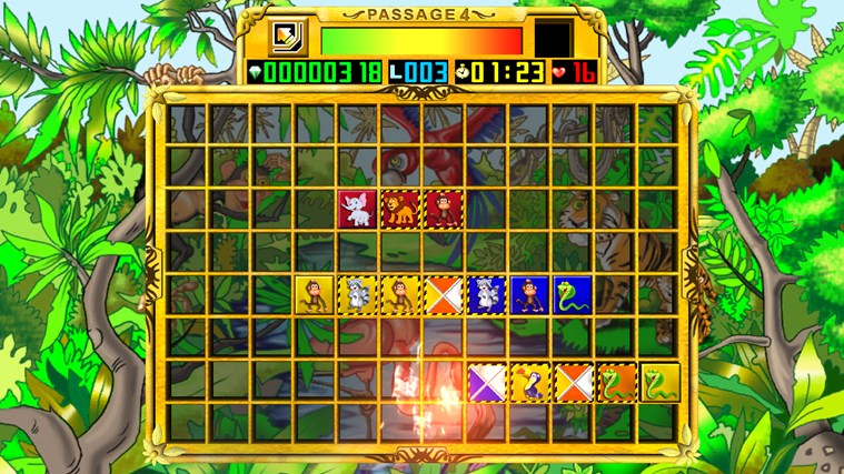 Passage 4 XL skjermbilete 6