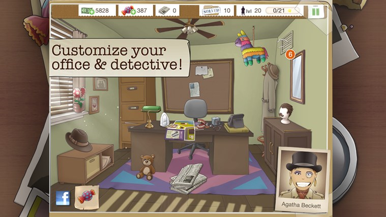 Another Case Solved screen shot 4