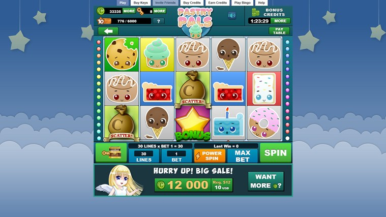Slots Heaven - FREE SLOT MACHINE GAME screen shot 0