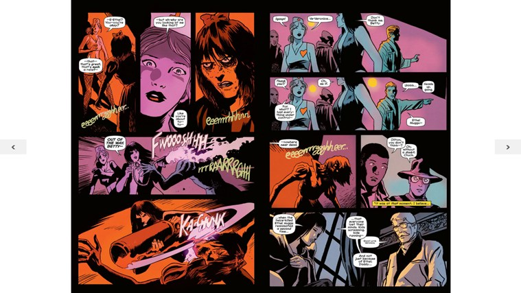 AFTERLIFE WITH ARCHIE screen shot 2
