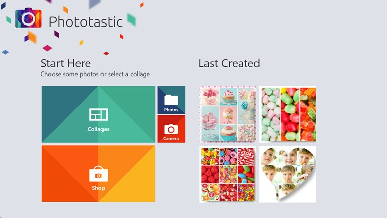 Phototastic Pro screen shot 0
