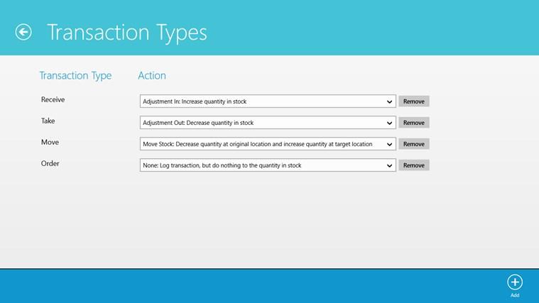 Simple Inventory Control screenshot 8