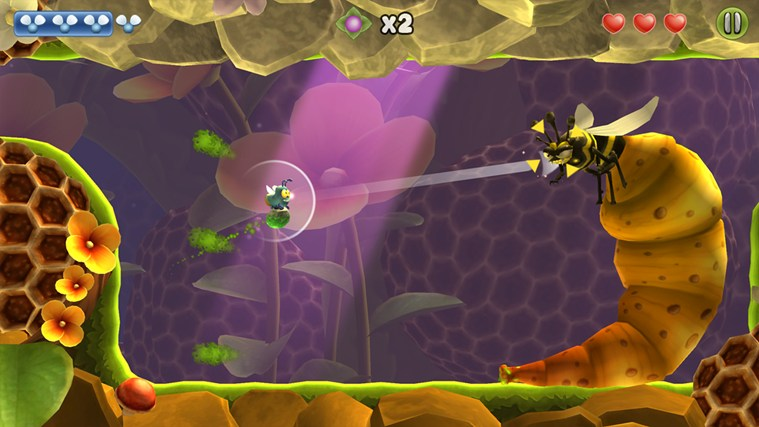 Shiny The Firefly Screenshot 2