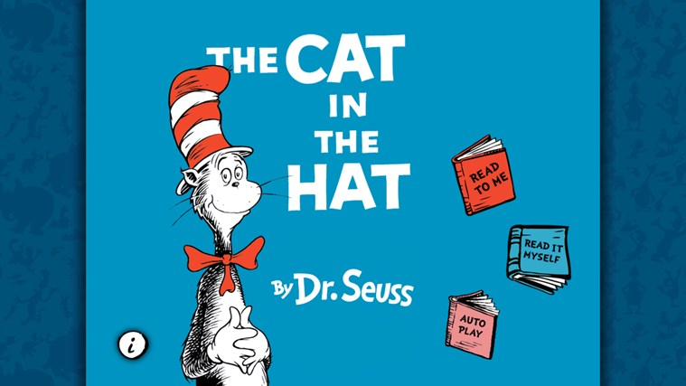 The Cat in the Hat - Dr. Seuss screen shot 0