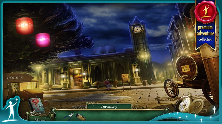 9 Clues: The Secret of Serpent Creek (Full) screen shot 2