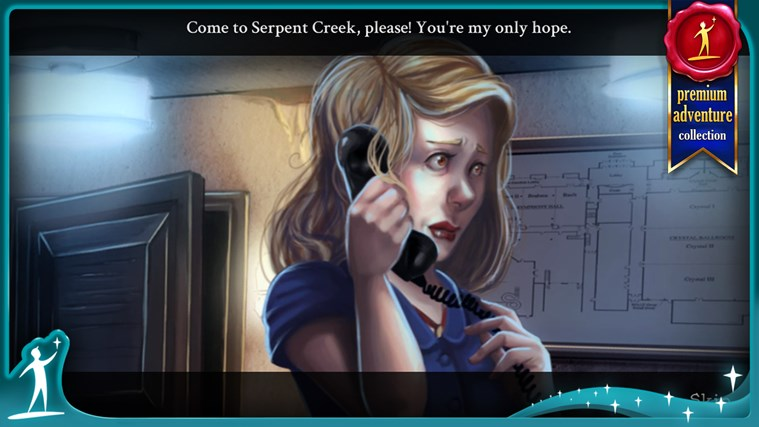 9 Clues: The Secret of Serpent Creek (Full) screen shot 4