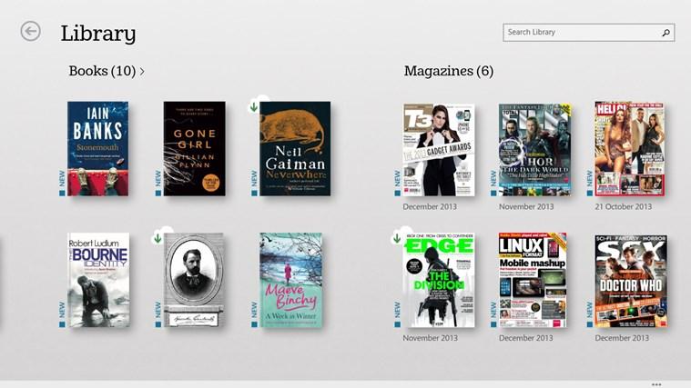 NOOK – Books, Magazines, Newspapers, Comics screen shot 0