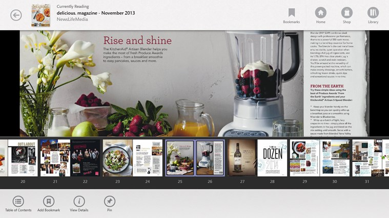 NOOK – Books, Magazines, Newspapers, Comics screen shot 2