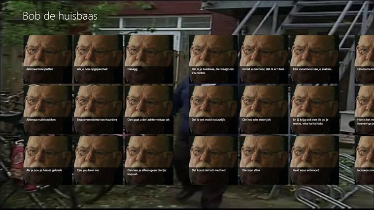 Bob de huisbaas soundboard screen shot 0