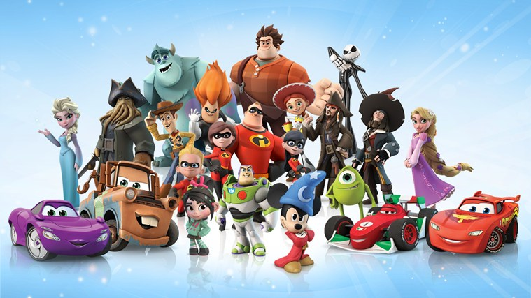 Disney Infinity: Toy Box screen shot 0