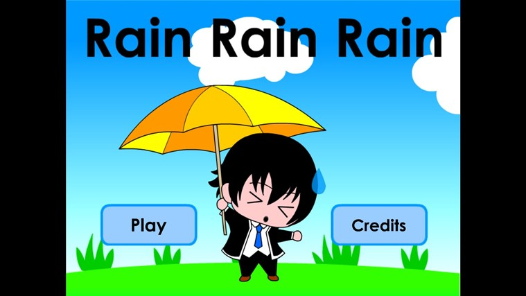 Rain Rain Rain screen shot 0