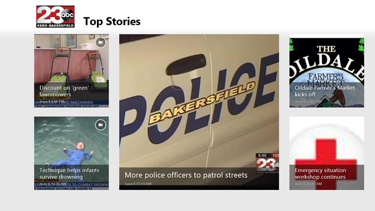 23ABC News - Bakersfield screen shot 0