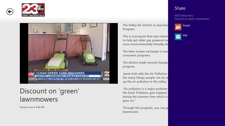 23ABC News - Bakersfield screen shot 2