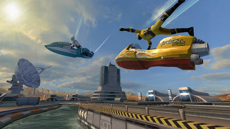 Riptide GP screen shot 2