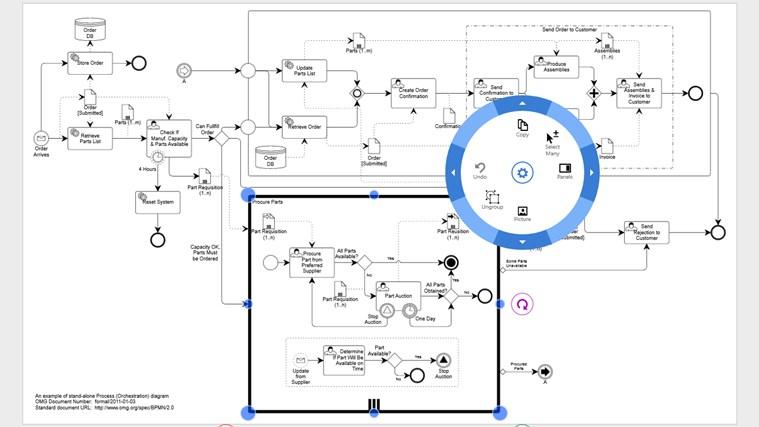 Grapholite Diagrams Pro screen shot 2
