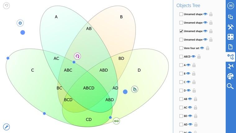 Grapholite Diagrams Pro screen shot 4