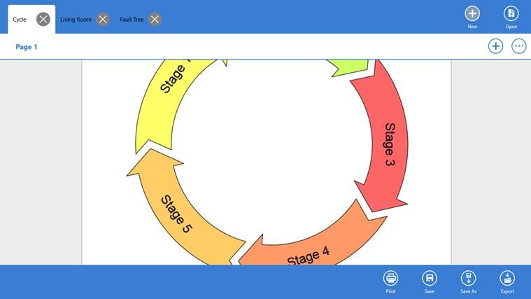 Grapholite Diagrams Pro screen shot 6