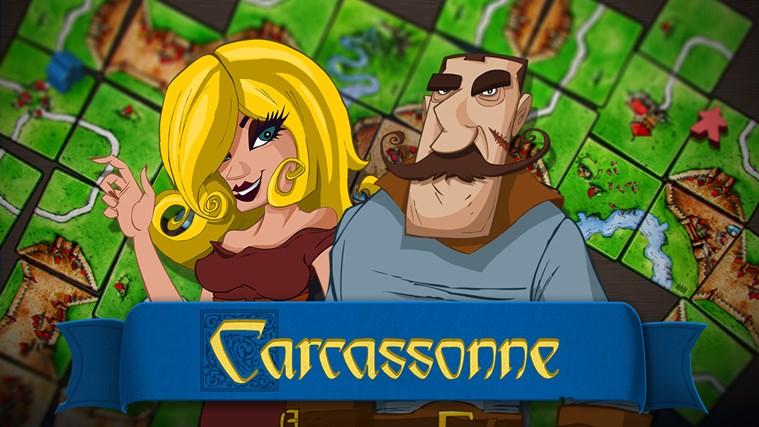 Carcassonne screen shot 0