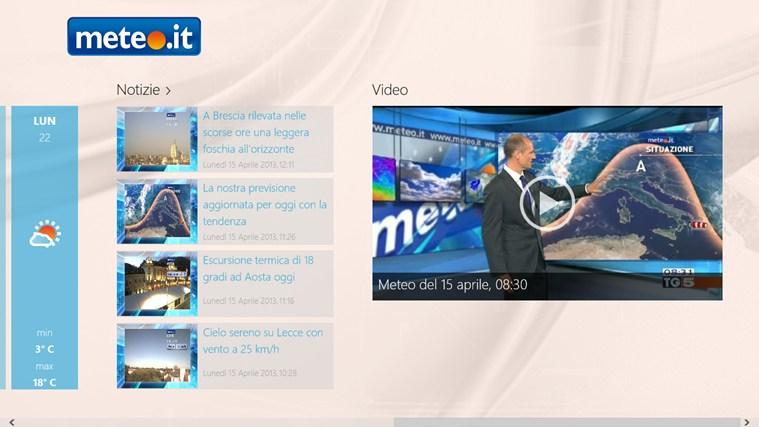 Meteo.it cattura di schermata 2