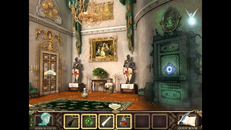 Princess Isabella: A Witch's Curse screen shot 2