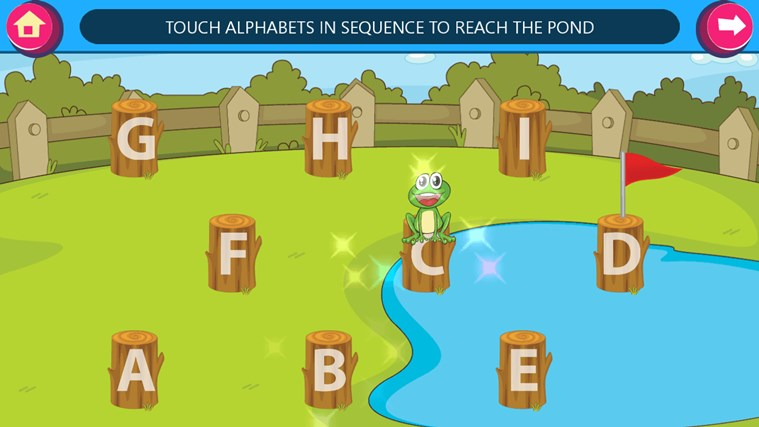 GS Kids! Preschool Letters screen shot 6