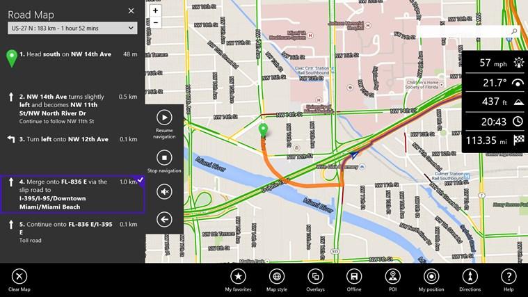 Maps Pro screen shot 0