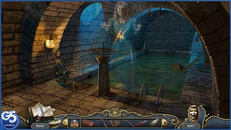 Mystery Of The Opera HD screen shot 4