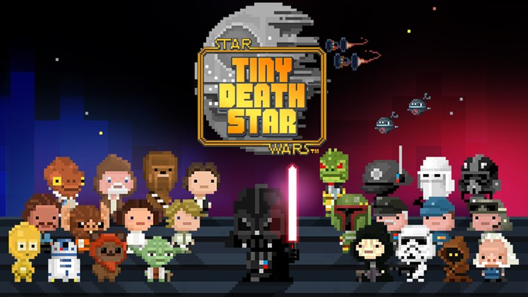 Star Wars: Tiny Death Star screen shot 0