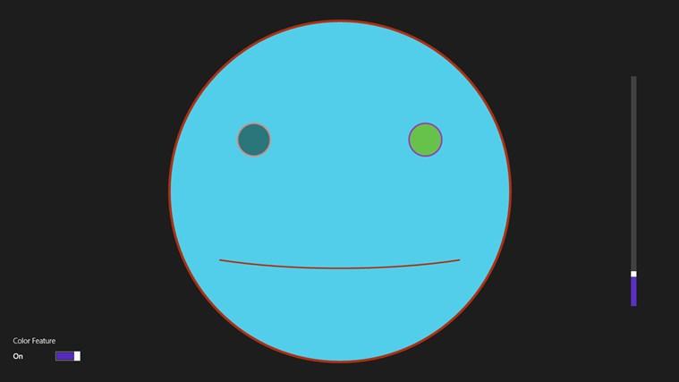 Smiley Face screen shot 2