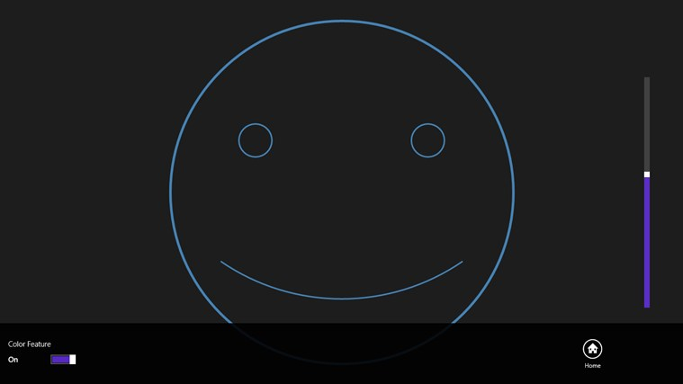 Smiley Face screen shot 4