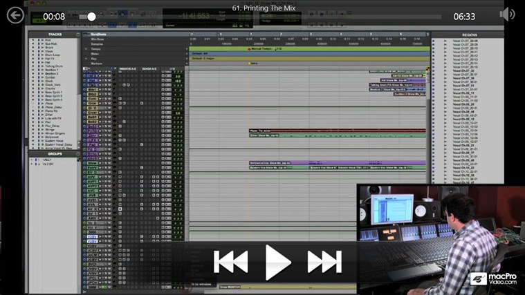 Art of Audio Recording - The Mix screenshot 4