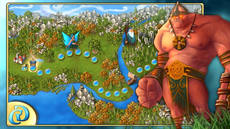 Kingdom Tales (Full) screen shot 4
