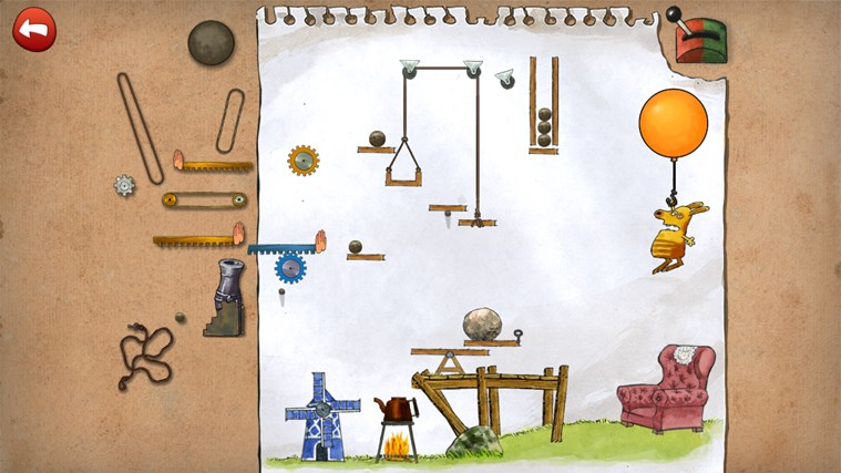 Pettson's Inventions 2 screen shot 2