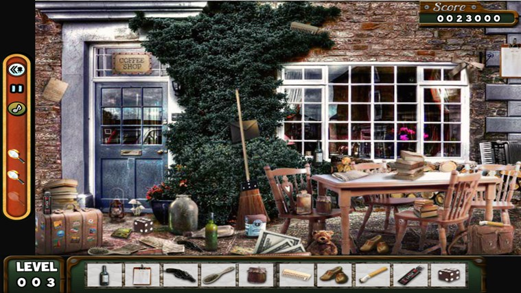 Hidden Objects- The Room- The Wallet- The House game screen shot 4
