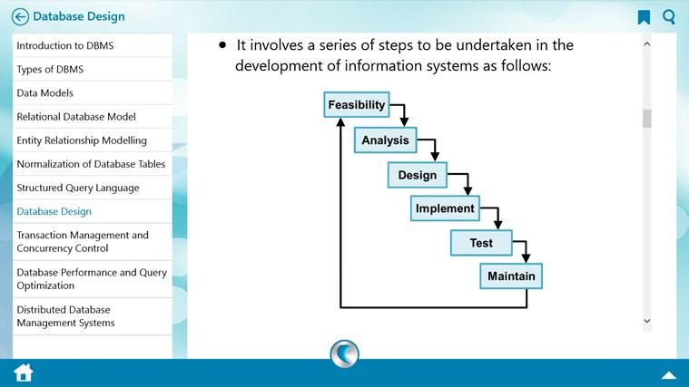DBMS by WAGmob سکرین شاٹ 4