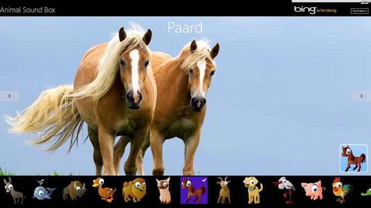 Animal Sound Box schermafbeelding 2