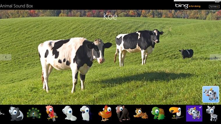 Animal Sound Box schermafbeelding 4
