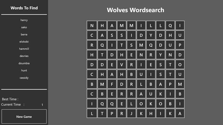 english word games