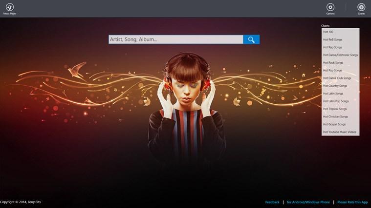 Mp3 Skull Music Download FREE screen shot 0