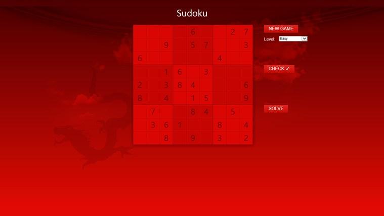 Sudoku w/ Solver captura de pantalla 0
