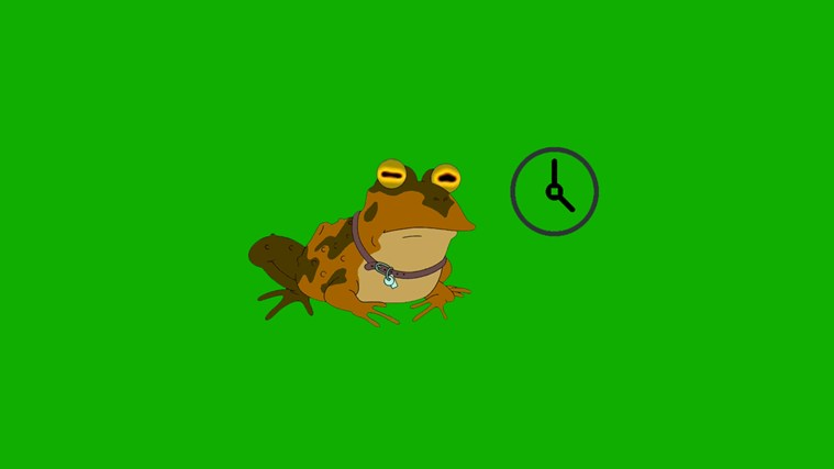 Hypnotoad timer screen shot 0
