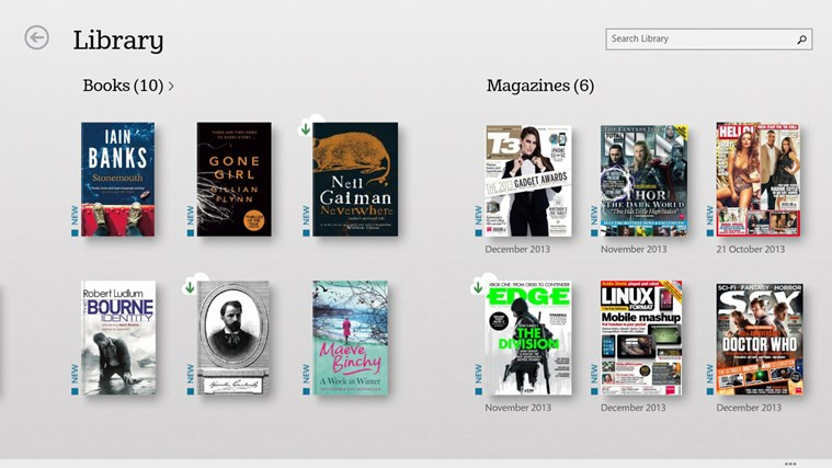 NOOK – Books, Magazines, Newspapers, Comics screen shot 0