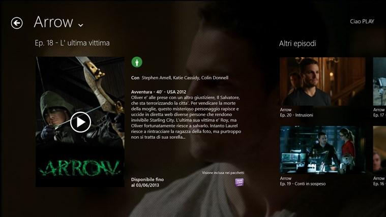 Premium Play cattura di schermata 6