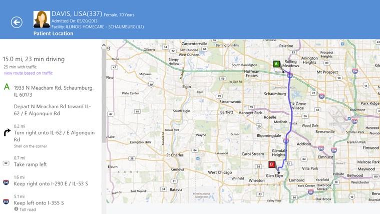 CV Intuitive for HomeCare screen shot 8
