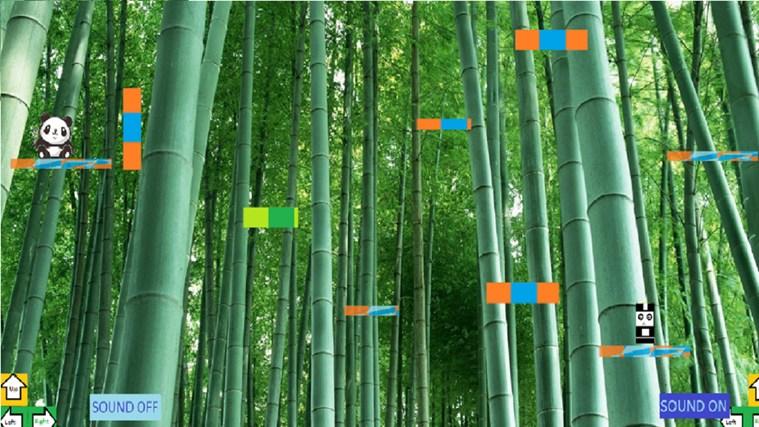 Panda Totem Run II screen shot 0