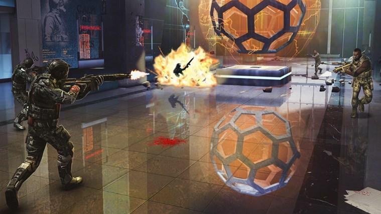 Modern Combat 5: Blackout screen shot 2