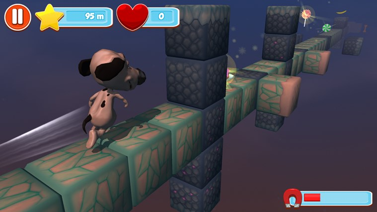 Pet Run screen shot 2