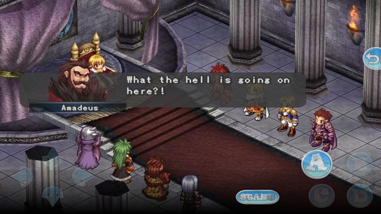 Spectral Souls (ENG) screen shot 4