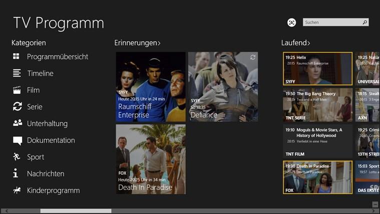 TV-Programm Screenshot 0